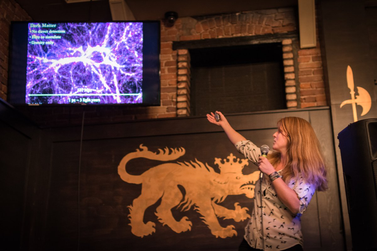 Coral Wheeler presents her research on dwarf galaxies and what they tell us about the physical state of the universe.