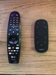 Cahill 370 TV and camera remotes