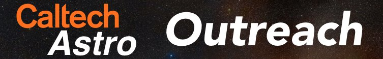 Caltech Astro Outreach Logo