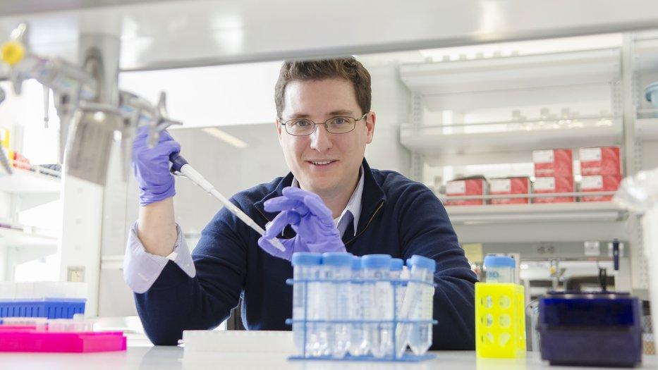 Guttman in the lab