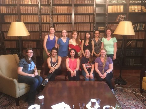 Caltech Women in Chemistry