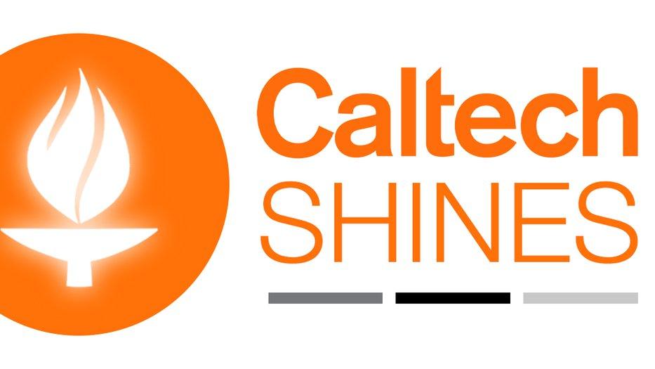 Caltech Shines logo