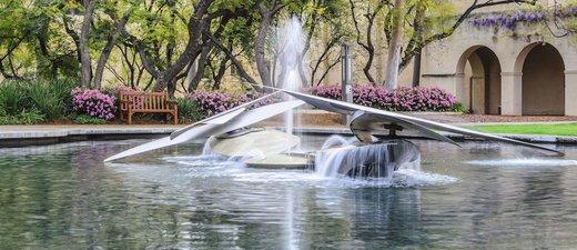 Millikan Fountain