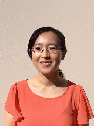 Headshot of Shasha Chong