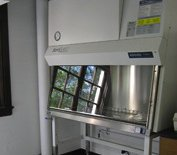 Laminar Flow Hoods/Biosafety Cabinets