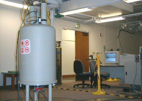 Bruker AM300 MHz spectrometer