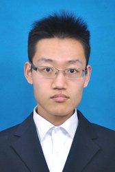 Yapeng Su, McCoy Award Recipient