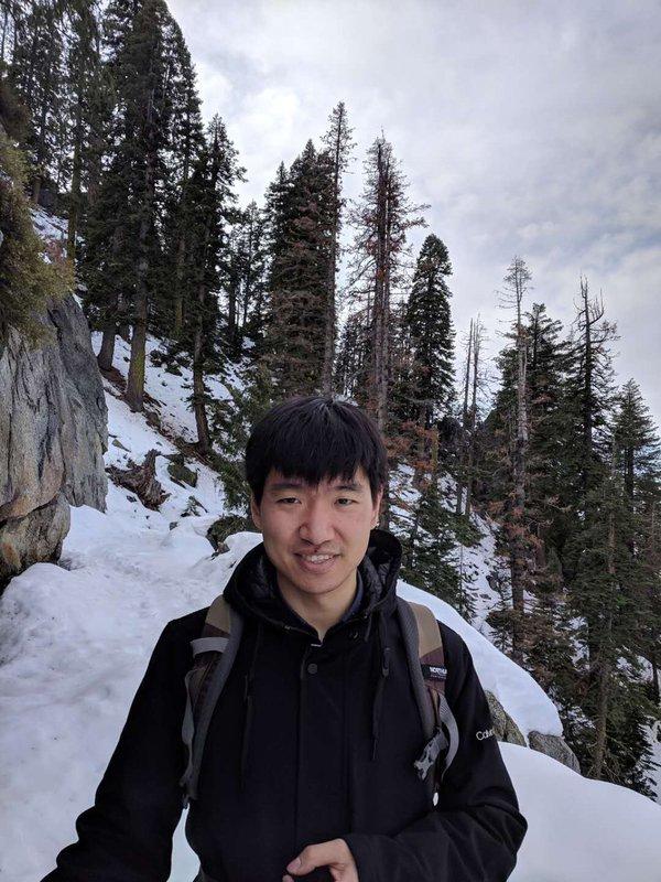 Kai Chen, McCoy Award Recipient