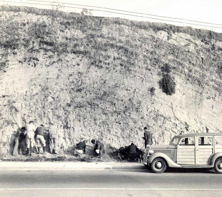 Geology Field Trip, 1939