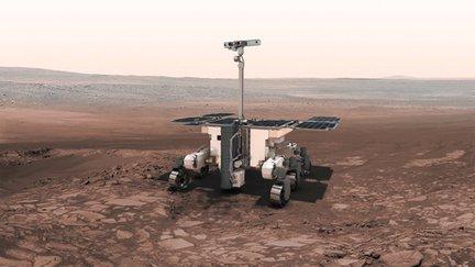 Exo-Mars rover