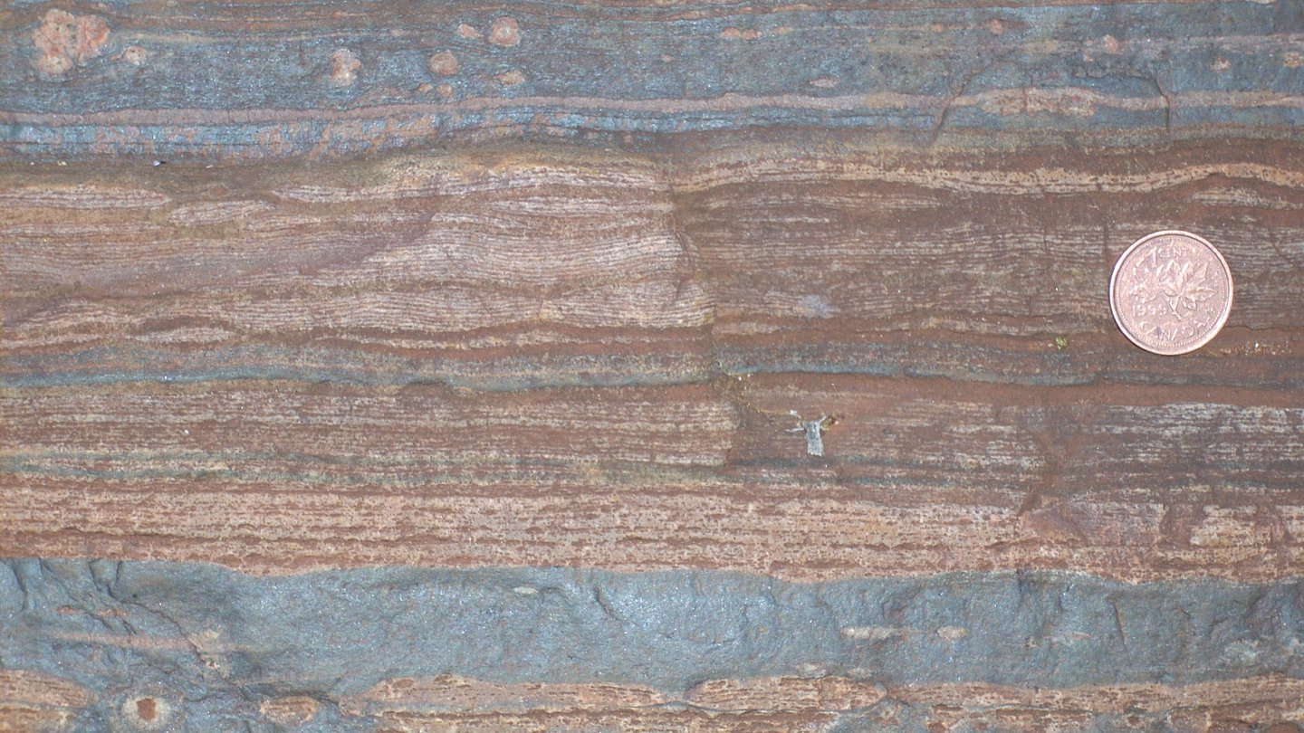 Banded Iron formation_Hammersley fm