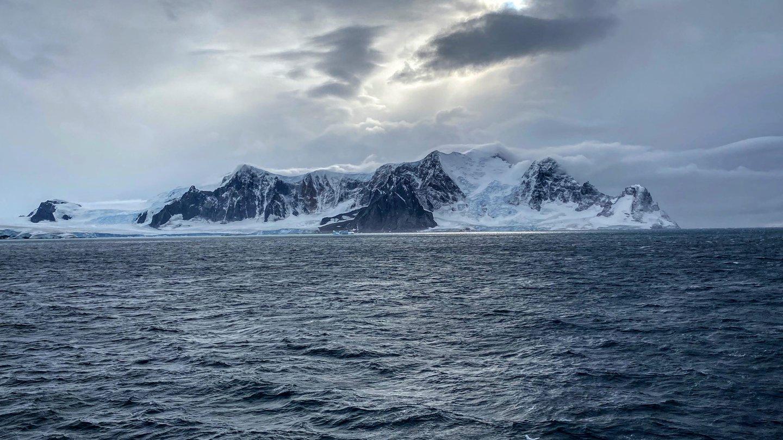 Jenny Island, Antarctica