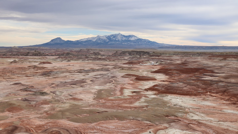 Nothing as silent as the Utah desert around the Mars Desert Research Station