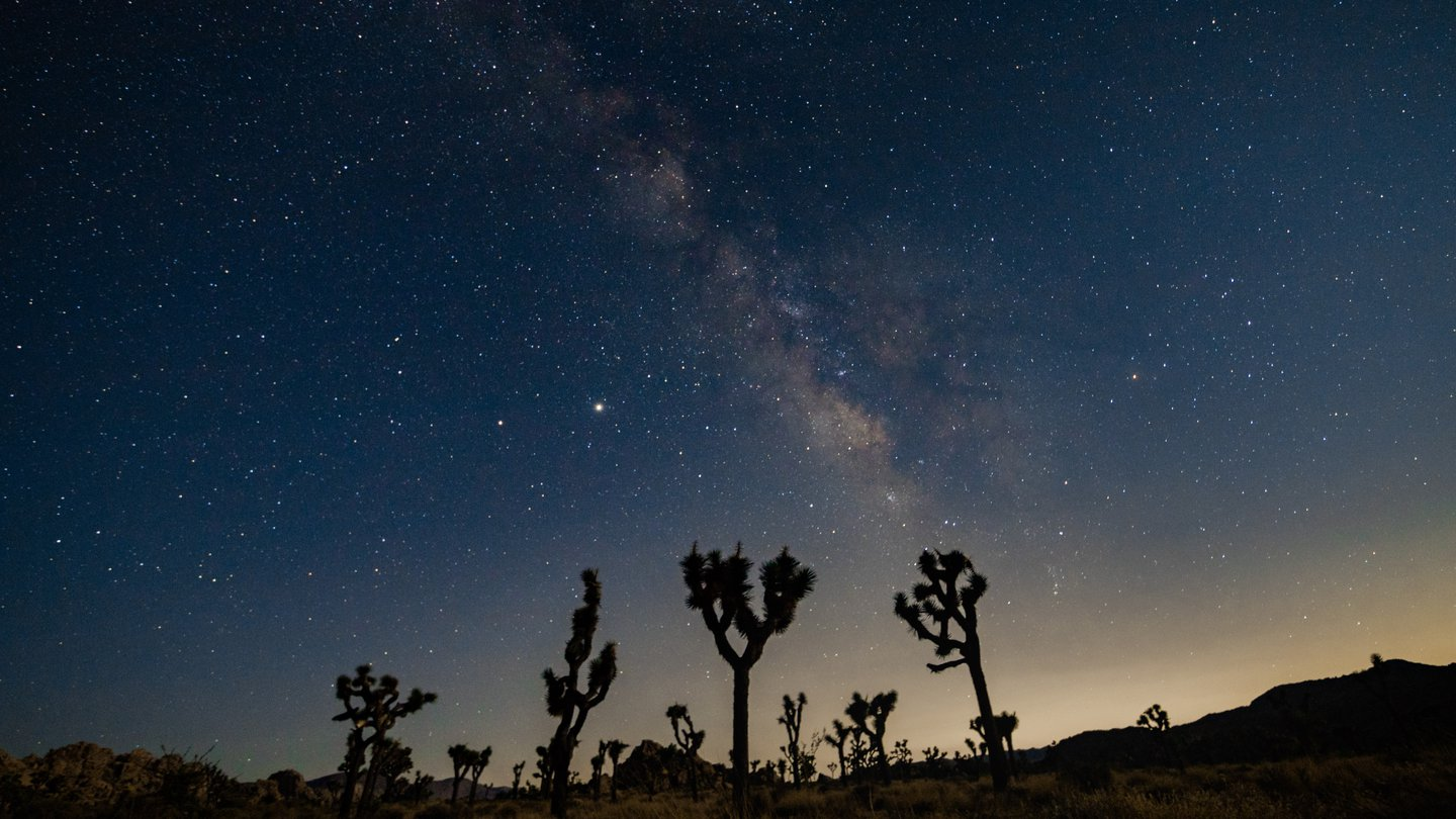 The Milky Way, Joshua Tree, CA