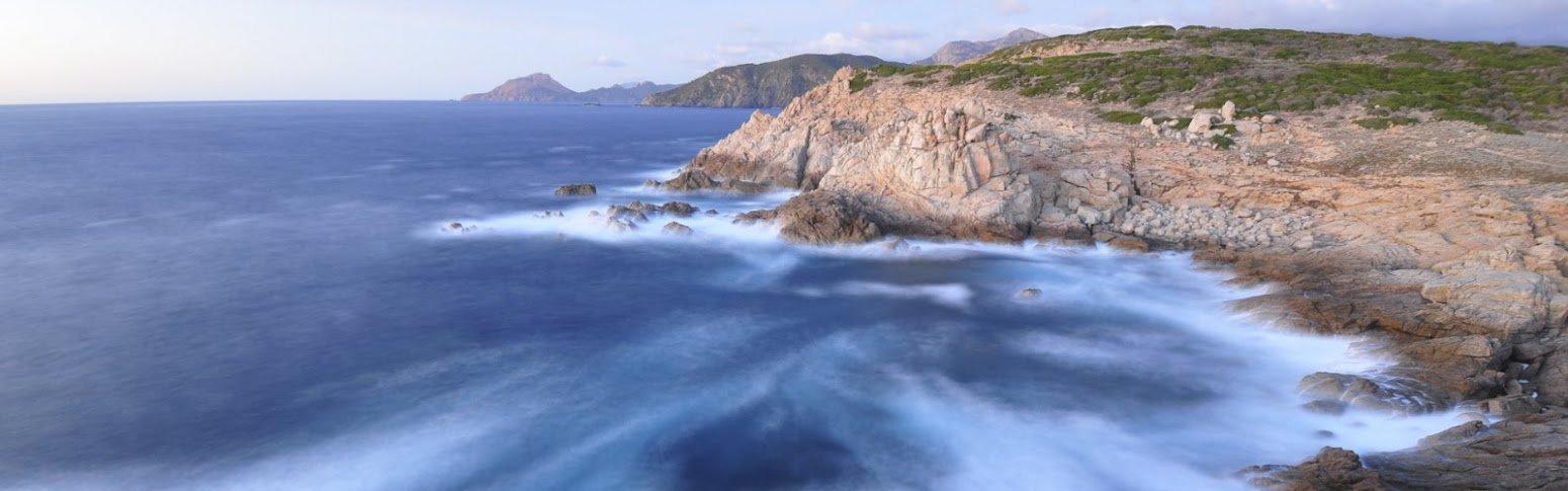 Coastline Near Cargese, Corsica