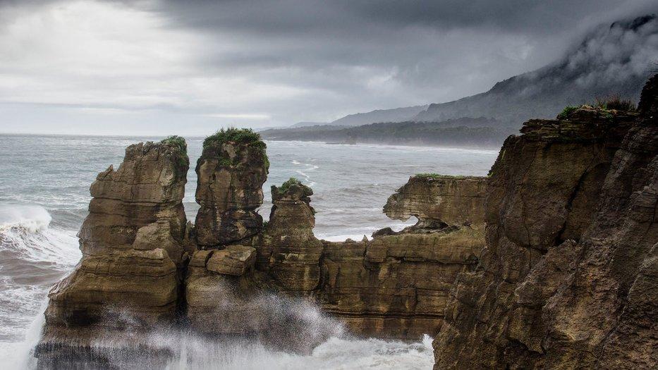 Pancake_Rocks_Punakaiki_NZ