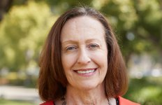 Headshot of Julia McCallin, Associate Vice President of Human Resources at Caltech
