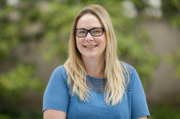 Sabrina Hameister headshot