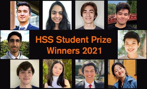 HSS Prize Winners 2021