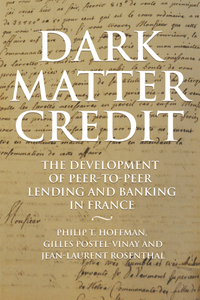 Dark Matter Credit book cover