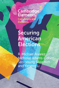 securing american elections bookcover