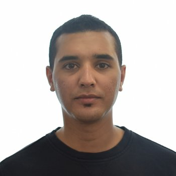 Ismail Abouamal, math graduate student