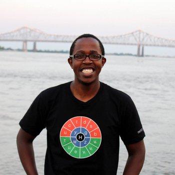 Graduate Student - Albert Wandui