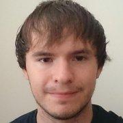 Chris Bochenek, graduate student