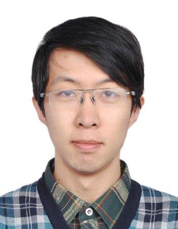 Yuguang Chen, graduate student