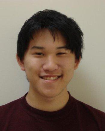 Dillon Dong, graduate student