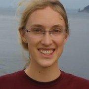 Kathryn Plant, graduate student