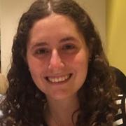 Astronomy graduate student, Sarah Blunt