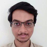 Himanshu Chaudhary, physics graduate student