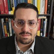 Physics graduate student, Lee Roger Chevres Fernandez