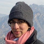 Annika Dugad, physics graduate student
