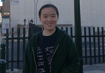 Gefei Dang (2019 Winner)