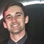 Jacob Golomb, physics graduate student
