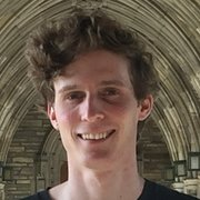 Math graduate student, Andrew Graven