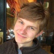 Kyle Gulshen, physics graduate student