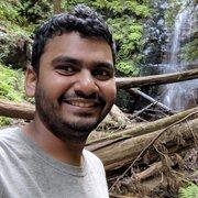 Anchal Gupta, physics graduate student