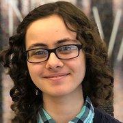 Sarah Habib, physics graduate student
