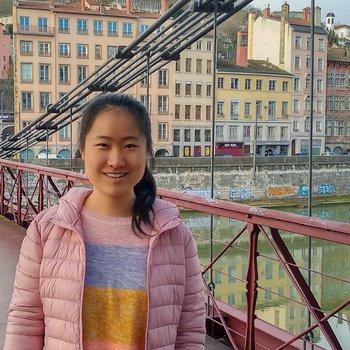 Yuchen Han, physics graduate student