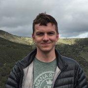 Grigory Heaton, physics graduate student