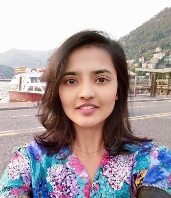Amruta Jaodand portrait