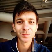 Physics graduate student, Andrew Ivanov