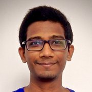 Mrunmay Jagadale, physics graduate student