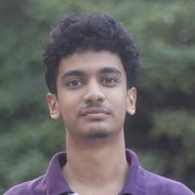 Astronomy graduate student, Viraj Karambelkar