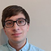 Isaac Legred, physics graduate student