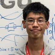 Ka Yue Li, physics graduate student