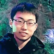 Yue Liu, physics graduate student